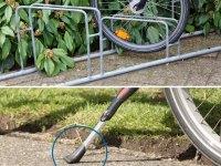 Verschiedene Fahrradständer im Fahrradständer Test