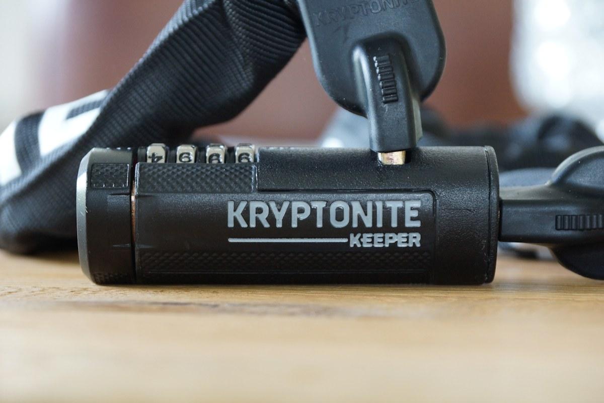 Kryptonite Keeper 790 Combo Test