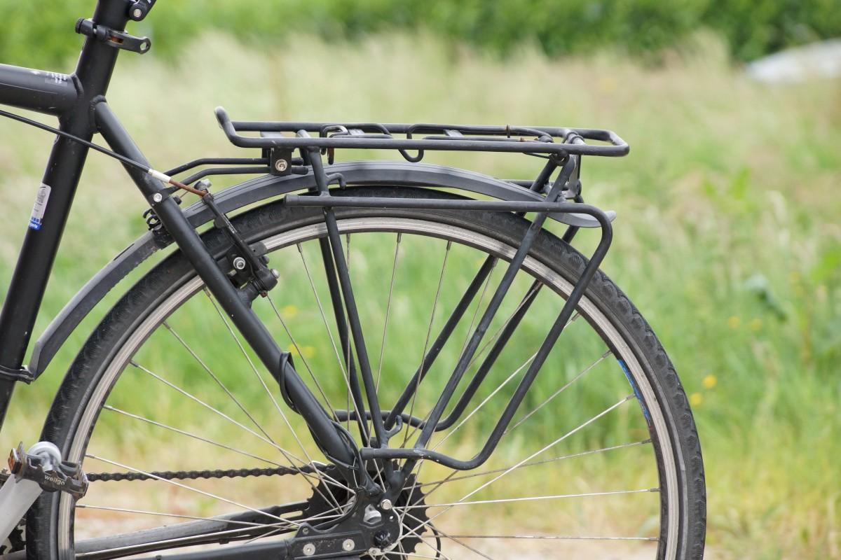 Fahrradgepäckträger Test