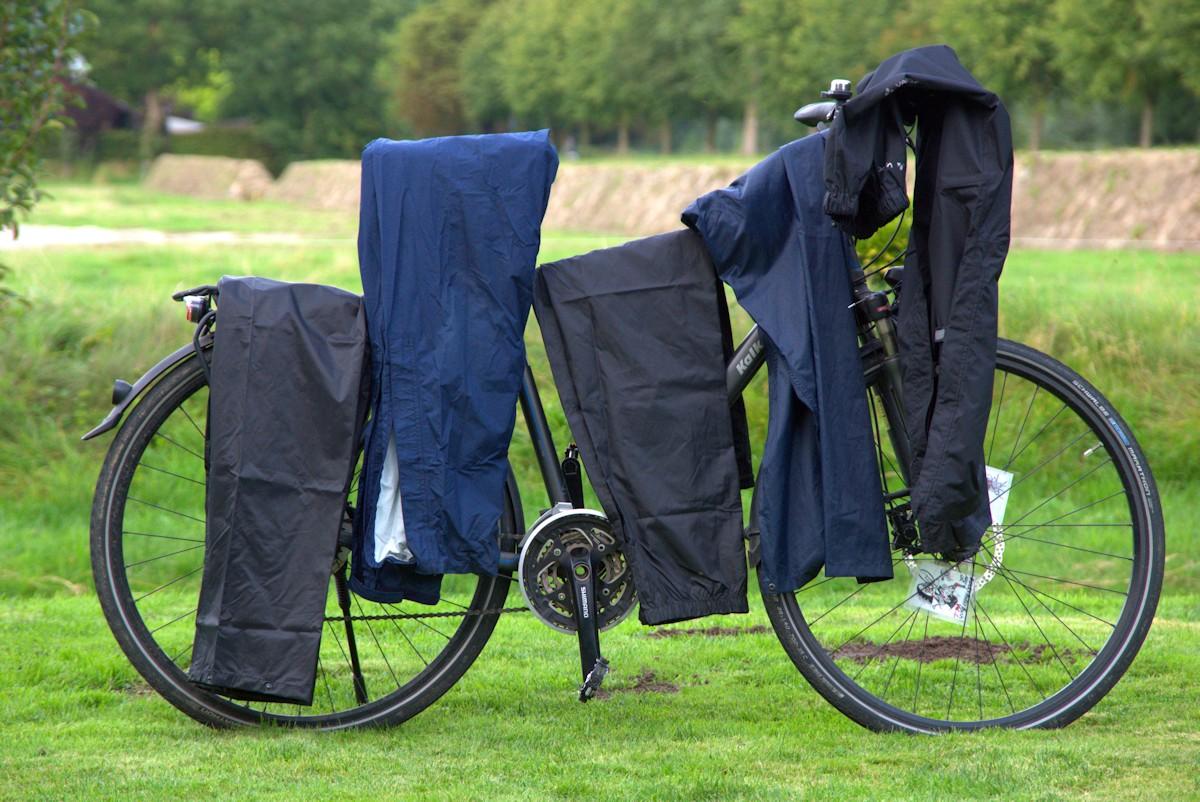 Fahrrad Regenhosen Test