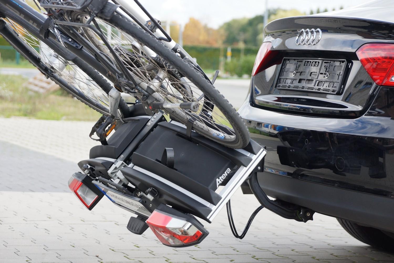 Atera Produkt-Rückruf bestimmter Fahrradträger – Genio Pro Art-Nr. 022 780