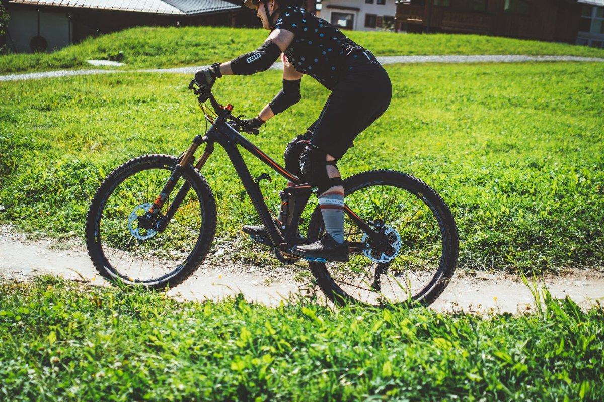 Mountainbiken für Anfänger Sicherheit